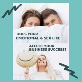 Sex Life and Business Success Blog Post Image