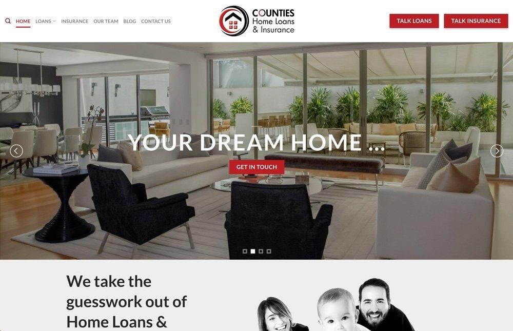 Counties Screenshot Home Page v1